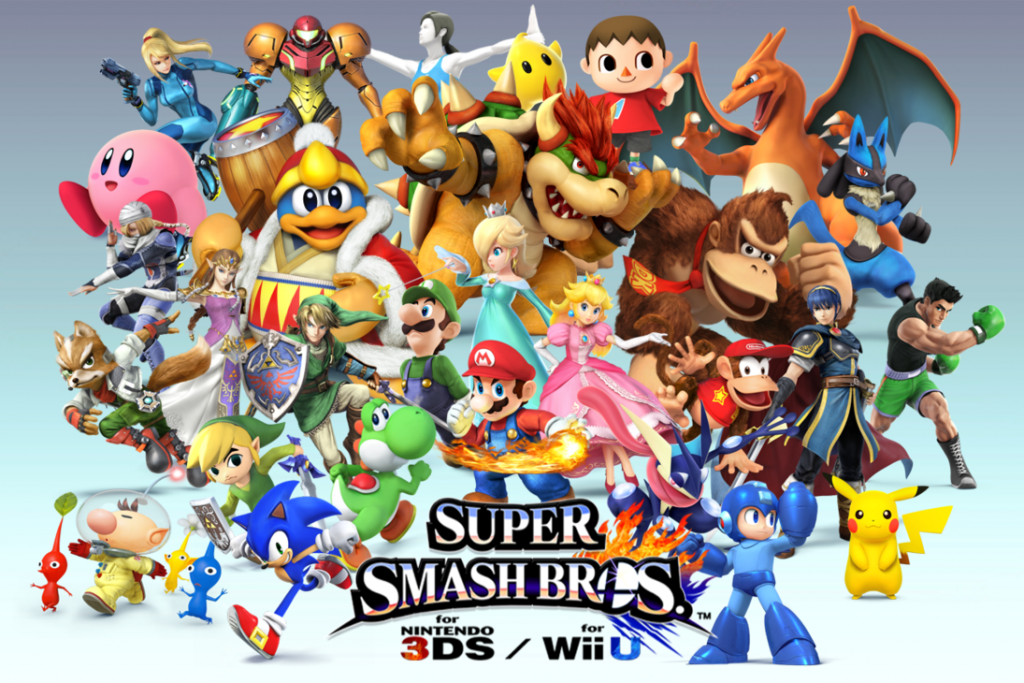 super-smash-bross