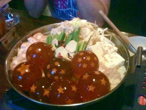 Esferas do Dragão para o jantar2